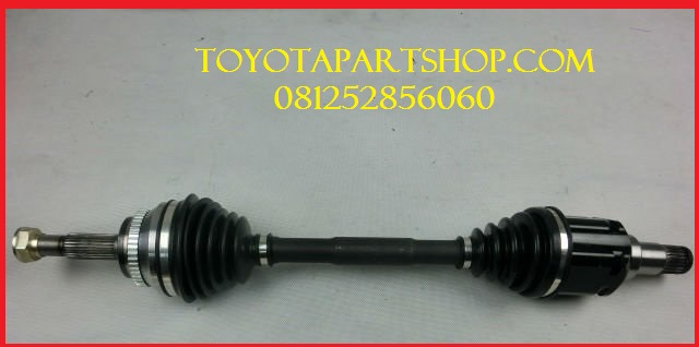 jual drive shaft toyota rav4 original