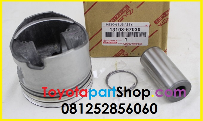 jual piston prado 1996 original