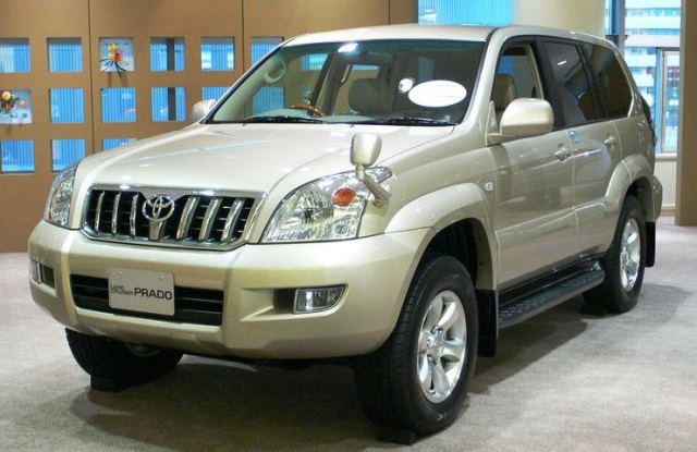 Toyota Prado RZJ120