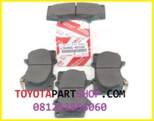 jual kampas rem Toyota Prado TRJ150 - Copy