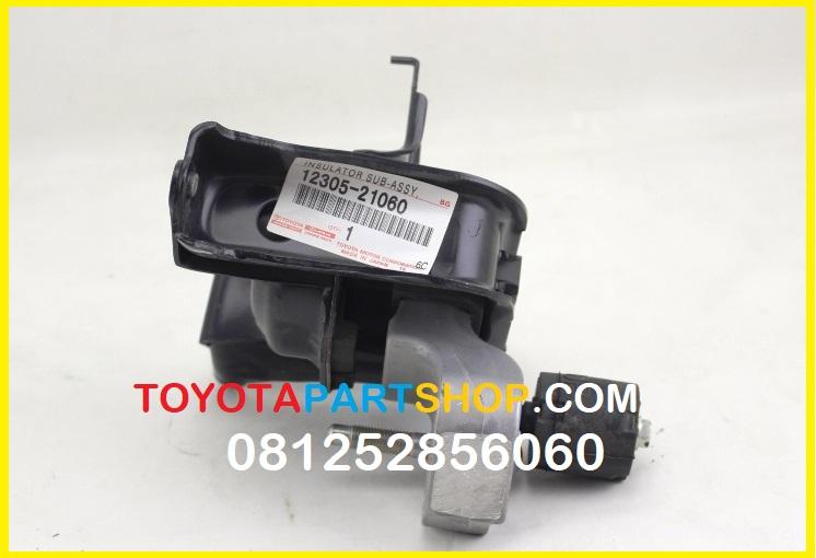 Jual Engine mounting Toyota IST 1500 CC NCP 61 depan kanan original