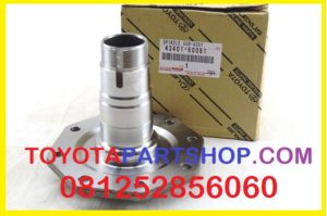 Jual spindle sub assy stering knuckle Land Cruiser