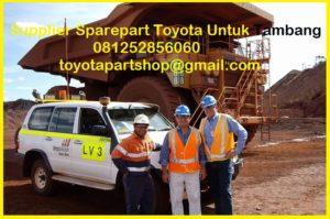 Supplier Sparepart Toyota untuk Pertambangan