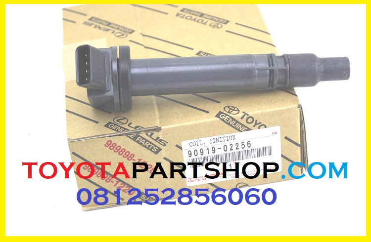 jual ignition coil Toyota mark x orignial
