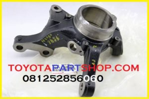 jual knuckle steering harrier 2400 CC original