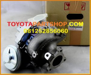 Jual Turbo charger Land Cruiser Original VDJ 78