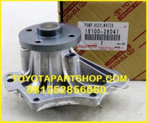 jual water pump toyota harrier 2400 cc acu30