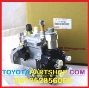 jual pompa injeksi Toyota PRADO original