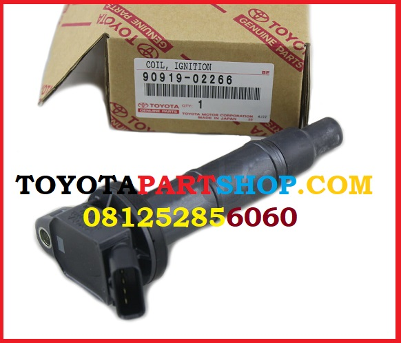 Jual coil Harrier ACU30 original