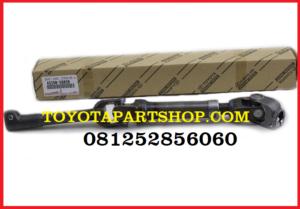 jual intermediate shaft alphard anh20 - Copy