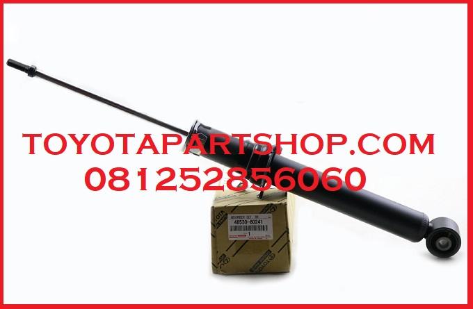 shock absorber belakang lexus LS 430 4853080241