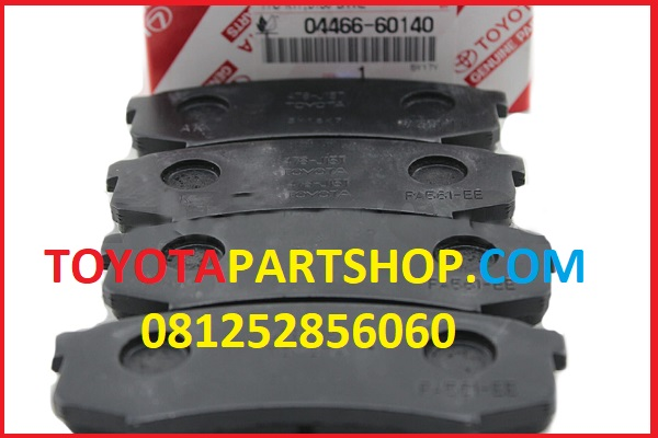 jual kampas rem belakang Toyota Prado TRJ 150 081252856060