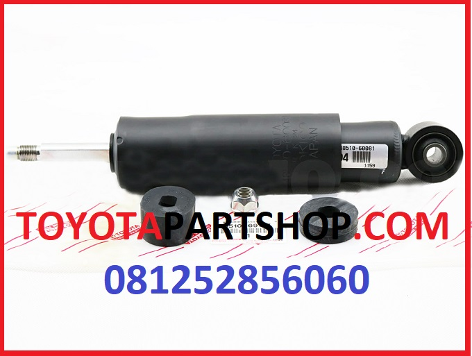 jual shock absorber land cruiser 081252856060