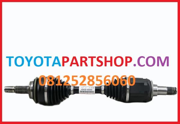 DRIVE SHAFT PRADO TRJ 150 hubungi 081252856060