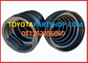 jual boot drive shaft toyota wish original 081252856060