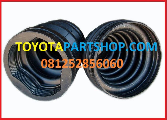 jual boot drive shaft toyota wish original 081252856060