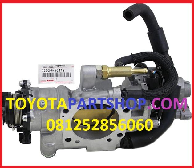 jual throttle body lexus lx 470 original hubungi 081252856060