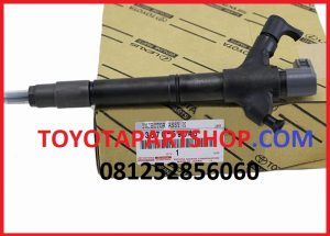 jual injector assy toyota land cruiser LC 200 hbungi 081252856060