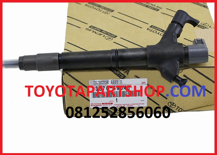 jual injector assy toyota land cruiser LC 200 hbungi 081252856060