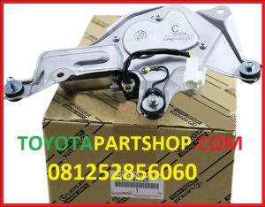 jual motor wiper belakang toyota prado TRJ 120 hubungi 081252856060