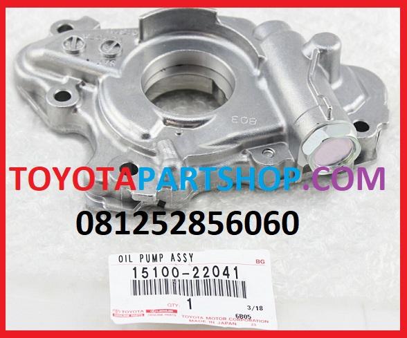jual pompa oli Toyota Wish Original hubungi 081252856060