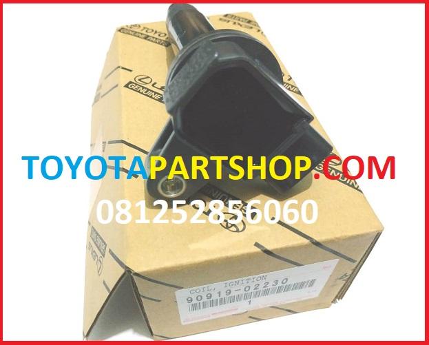 jual coil toyota cygnus original hubungi 081252856060