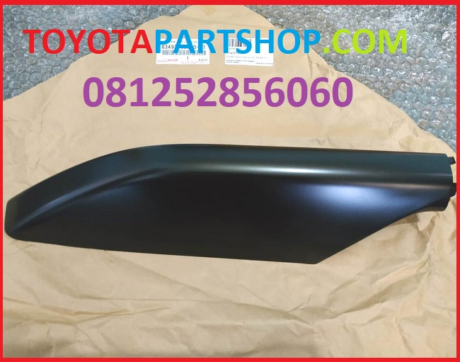 jual cover roof rail toyota prado hubungi 081252856060