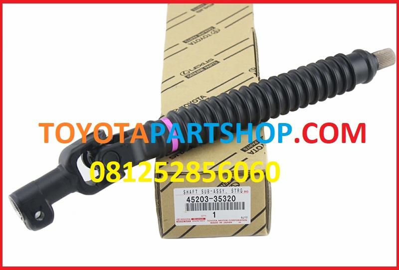 jual steering assy part prado hubungi 081252856060