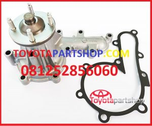 jual water pump land cruiser VX 80 ORIGINAL hubungi 081252856060