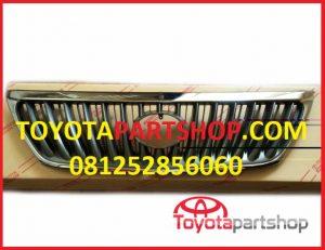 jual grille radiator harrier 2400 CC 2008 hubungi 081252856060