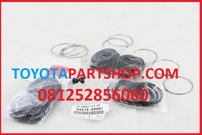 jual kaliper kit belakang toyota prado TRJ120 hubungi 081252856060
