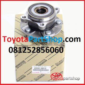 jual bearing roda depan alphard original hbungi 081252856060