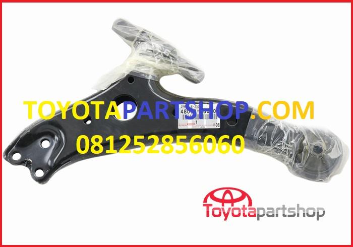 jual lower arm toyota alphard assy hubunngi 081252856060