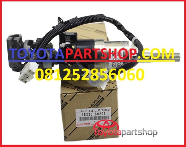 jual shaft steering VGRS toyota Cygnus hubungi 081252856060