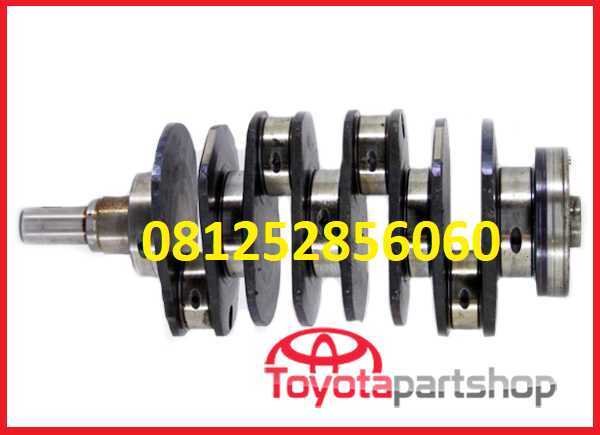 jual crankshaft toyota ft 86 original hubungi 081252856060