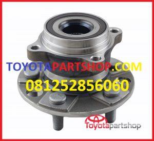 jual bearing roda belakang lexus LS 460 hubungi 081252856060