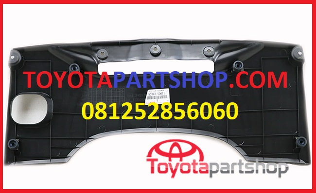 jual cover engine AIR inlet Lexus LS