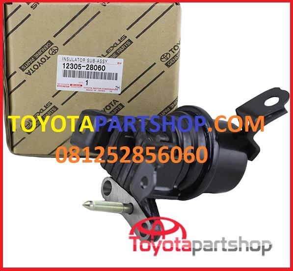 jual engine mounting toyota rav4 original hubungi 081252856060