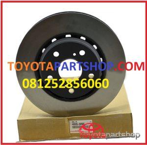 jual disc brake depan toyota alphard hubungi kami di 081252856060