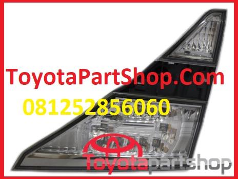 jual lampu bagasi belakang vellvire hubungi 081252856060