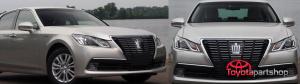 jual sparepart toyota crown hybrid HV G Executive