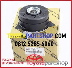 jual motor fan radiator toyota noah 1636321030