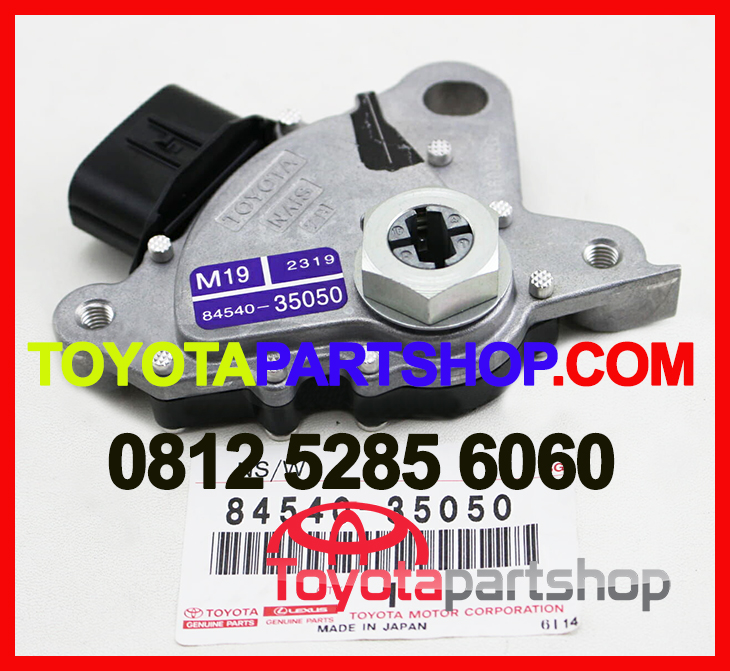 jual neutral switch toyota prado original TRJ 150
