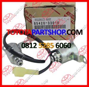 jual solenoid transmisi lexus ES300 original hubungi 081252856060