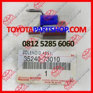 jual solenoid 3way matic lexus RX270 wa ke 081252856060