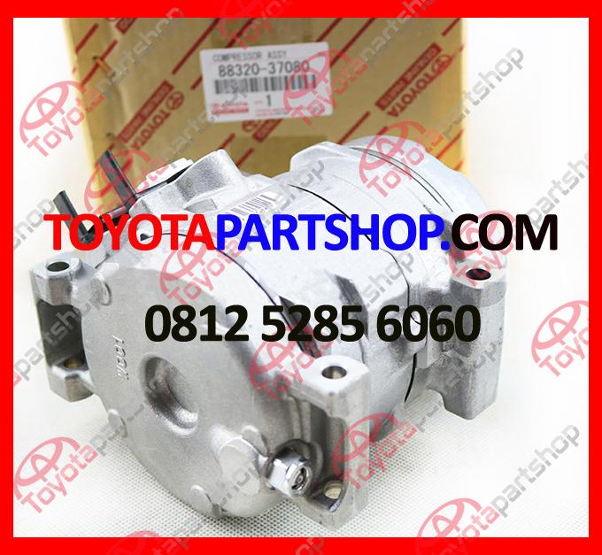 Jual kompresor ac toyota land cruiser HZJ hub 081252856060