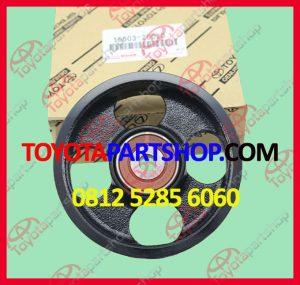 jual pulley idler toyota alphard original wa 081252856060