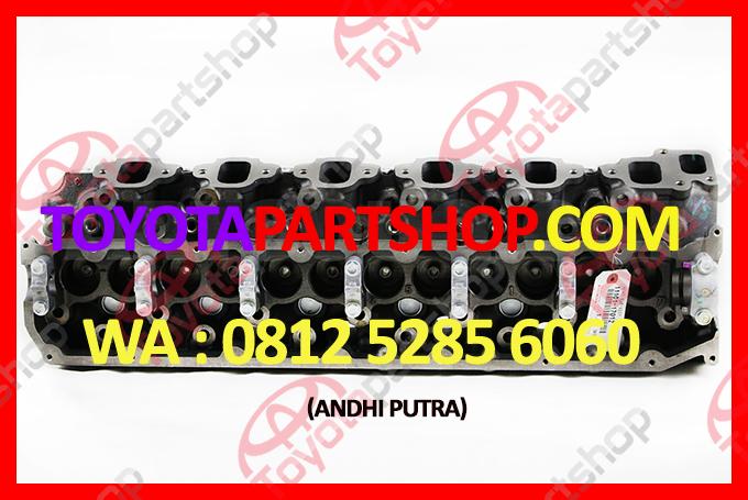 jual silinder head toyota coaster original wa 081252856060