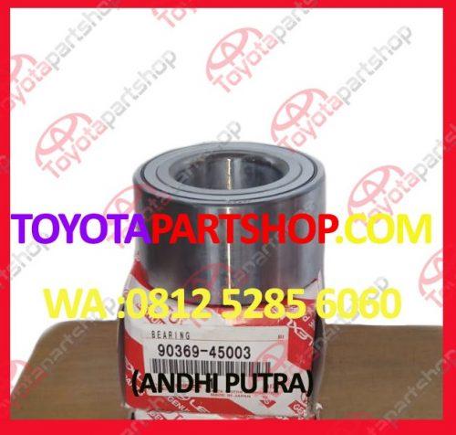 jual bearing roda aphard original
