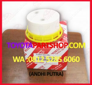jual filter solar toyota bundera wa ke 081252856060